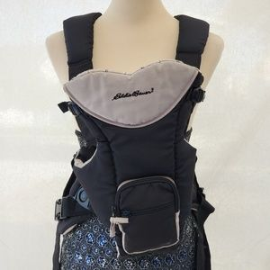 Like new EDDIE BAUER Baby Infant Carrier, Padded ,